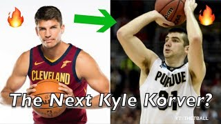 Did the Cleveland Cavaliers Find the NEXT Kyle Korver? | Dakota Mathias is an ELITE Shooter!