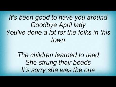 19591 Queen - April Lady Lyrics