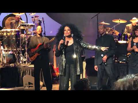 Reach Out and Touch, Diana Ross, 10-25-17
