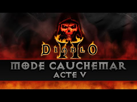 Vidéo d'Alderiate : [FR] ALDERIATE - DIABLO II LOD - 1.14D - CAUCHEMAR - PALADIN - ACTE V