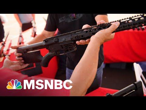 Democrats Get Creative In Effort To Stem Gun Violence | MSNBC