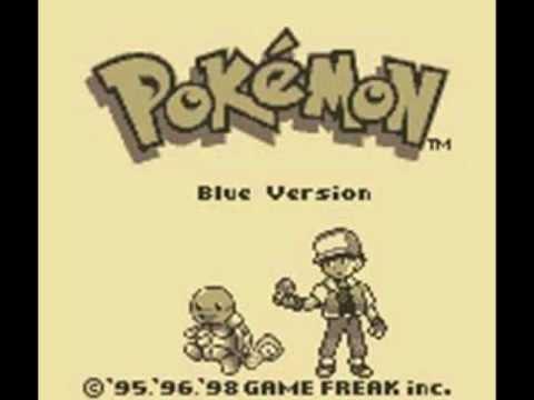 Pokemon Intro 10 Hours - Pokemon Red/Blue/Yellow