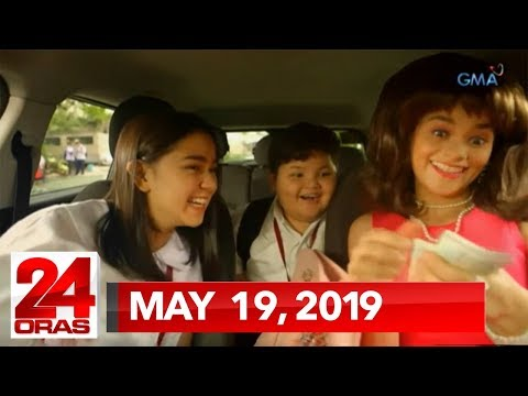 24 Oras Weekend: May 19, 2019 [HD]