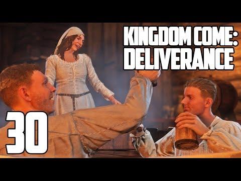 I'M BACK! LET'S DRUNK FIGHT SOMEONE! | Kingdom Come: Deliverance Gameplay Let's Play #30