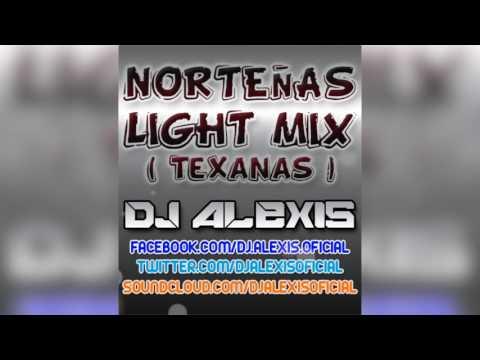 Norteñas Light Mix - DJ Alexis