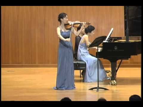 Brahms, Ⅱ Adagio, Sonata for Piano and Violin No.3 in D Minor, Op.108