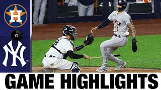 Astros vs. Yankees Game Highlights (5/05/21)