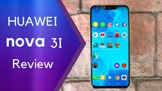HUAWEI nova 3i (Huawei P Smart+) Unboxing and Review