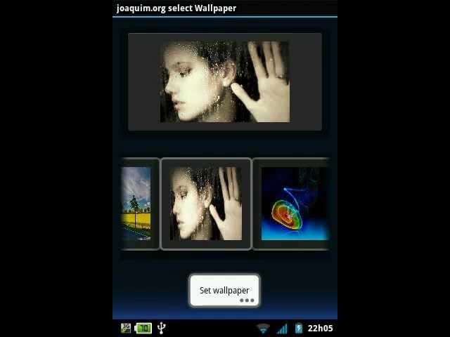 selectWallpaper.mov