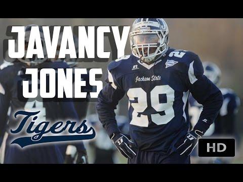 Zuratti Client Javancy Jones |Superstar DE/OLB| Jackson State ᴴ ᴰ (signed by Agent Michael Chelala)