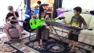 SEVEN NATION ARMY BY THE WHITE STRIPES Band Cover Instrumental
