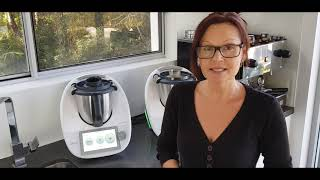 ThermoKitchen Thermomix TM6 Vs TM5 Sous Vide Egg Comparison