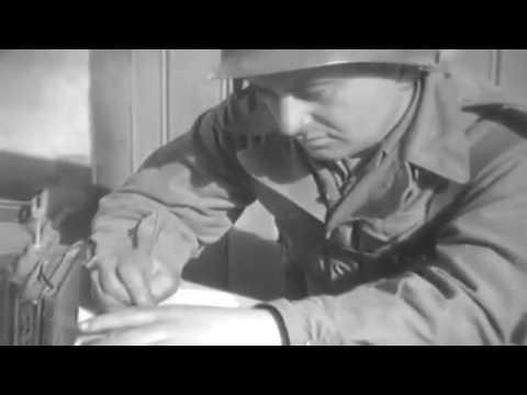 Signal Corps Cameramen Film US 7th Army, Germany, 30 March - April 1945