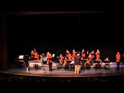 Redmond Middle School - Jazz Ensemble (Big Swing Face)