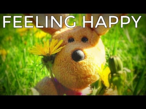 Feeling Happy - Upbeat Instrumental Background Music for Video