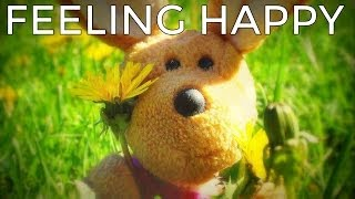 Feeling Happy Upbeat Instrumental Background Music For Audio