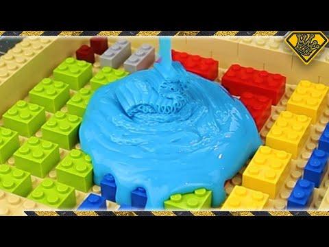Satisfying - BONUS Footage Pouring Silicone