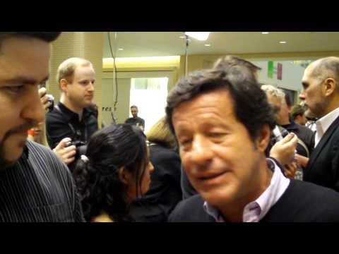 Joaquim de Almeida talks about his role in THE BURNING PLAIN with Mark Walters of Bigboy.com