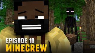 Minecraft: MineCrew - #10 - المنطقه حقتي