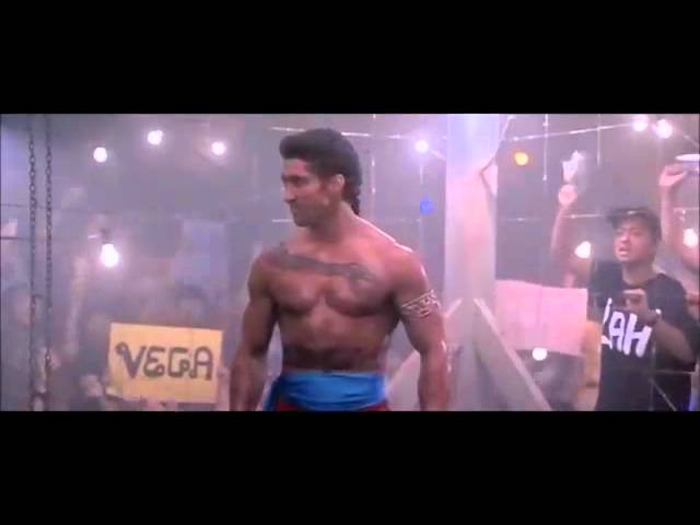 street fighter movie vega