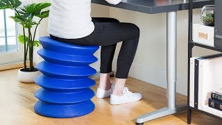 ErgoErgo | Active Sitting Stool