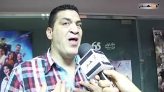 شاهد.. ماذا قال طاهر أبو ليلة عن المنافسة بين أفلام العيد