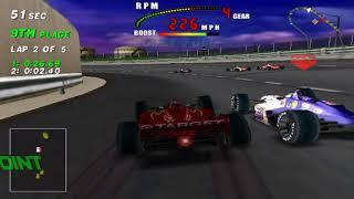 Cart Fury Championship Racing - Mame 0.202 - Shortplay
