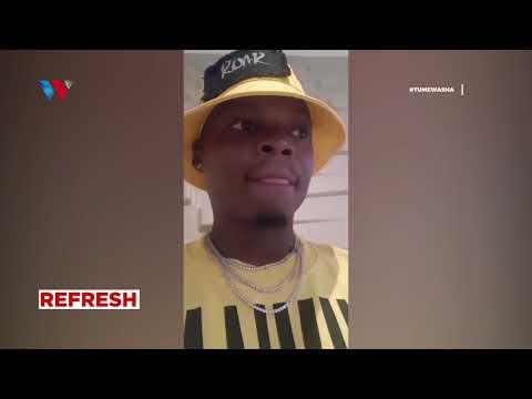 HARMONIZE: Sarah Anakurupuka / Aweka wazi kuhusu Ukaribu na Wizkid thumbnail