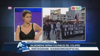¡OJO! El problema en Chiloé tendría un oculto trasfondo