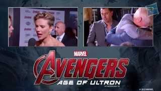 Scarlett Johansson on Black Widow's Calling