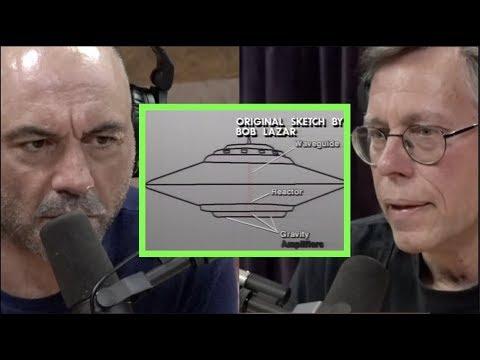 Bob Lazar Details His UFO Experiences   Joe Rogan
