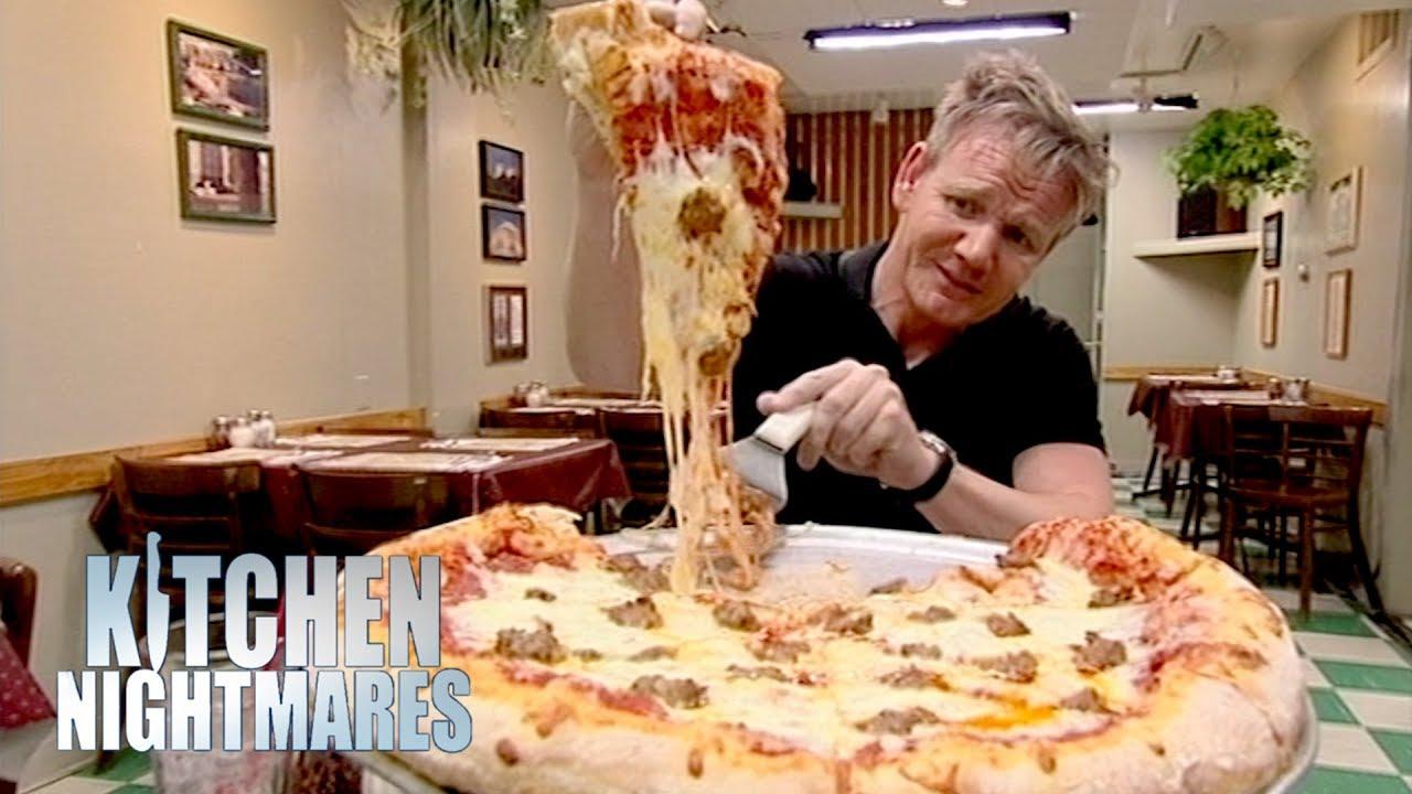 Can Gordon Ramsay Save Pantaleone's? | Kitchen Nightmares ...
