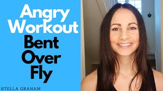 Angry Workout - Bent Over Fly - What Should You Eat? - Low Carb, Keto, Vegan, Carnivore, FODMAP💪🏽 😜