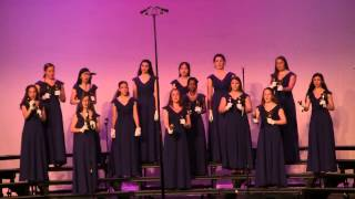 Spring Concert 2014: Belles (I Will Bring You Flowers)