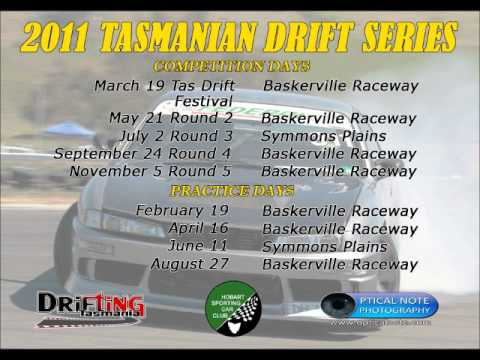 Drifting Tasmania 7 HOFM Radio Interview and drive  radio.wmv