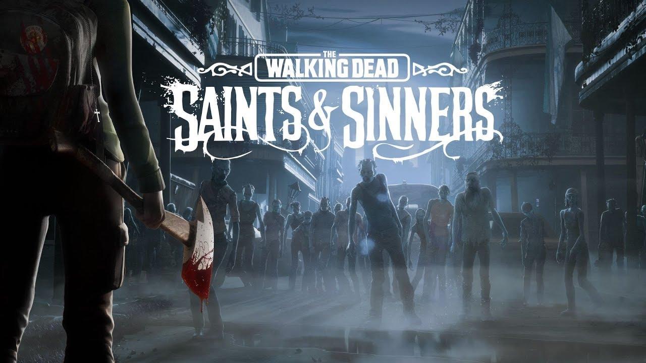 Download The Walking Dead: Saints & Sinners All Cutscenes (Game Movie) 1080p HD