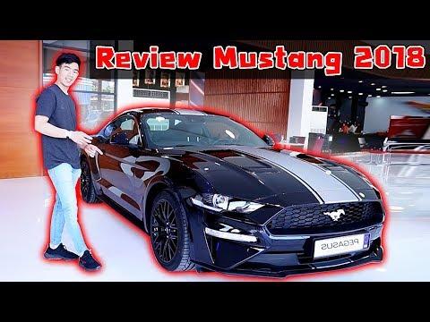 รีวิว Mustang 2018 พร้อมค่าดูแล 1 ปี !!!