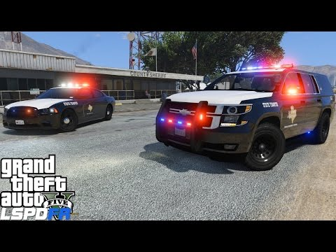 GTA 5 LSPDFR Police Mod 199 | Texas DPS Highway Patrol Tahoe | State Trooper | Alcohol & Drugs