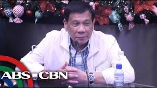 DZMM TeleRadyo: Who will Duterte save: Roxas, Poe or Binay?
