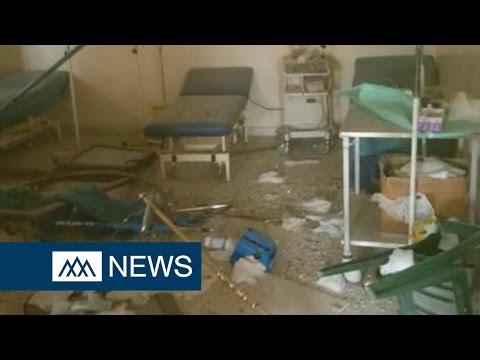 Airstrikes hit Atareb, Ansar hospitals in Aleppo, Syria - DIBC News