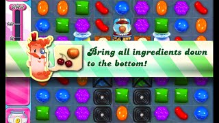 Candy Crush Saga Level 991 walkthrough (no boosters)