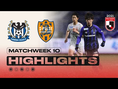 G-Osaka Shimizu Goals And Highlights