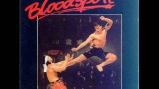 Bloodsport-Second Day [Soundtrack]