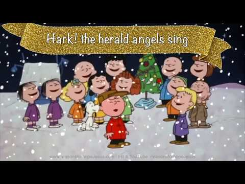 Songs Of Christmas Hark The Herald Angels Sing Reasons