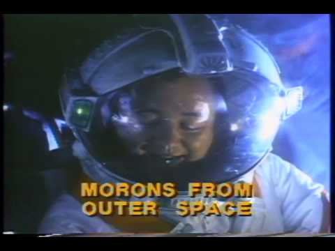 Morons From Outer Space  1985