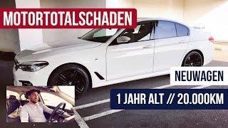 TOTALSCHADEN: Motorschaden nach 20.000KM - BMW 540i xDrive