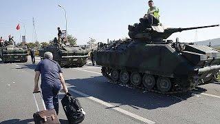 В Турции после попытки переворота введено военное положение(, 2016-07-17T11:50:04.000Z)