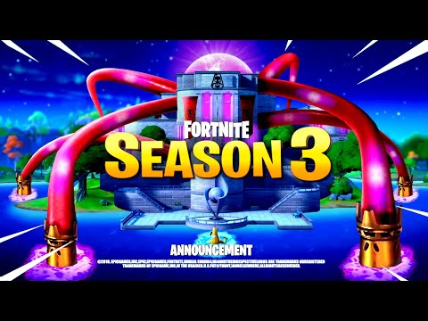*NEW* FORTNITE SEASON 3 MAJOR UPDATE! AGENCY UPGRADE, GLITCHES, DOOMSDAY AND MORE! (Battle Royale)