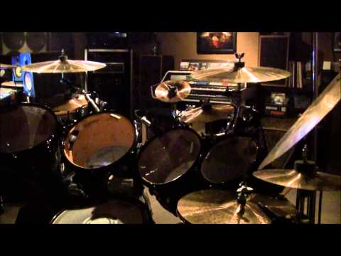 Ted Kirkpatrick / Tourniquet - ONWARD TO FREEDOM drum tracking