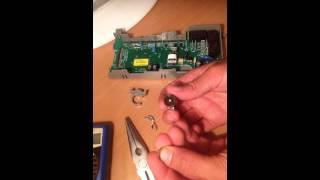 Whirlpool dishwashers control board fixed for free